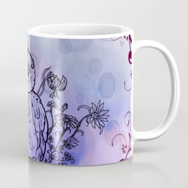 NV: Ashe Floral Coffee Mug
