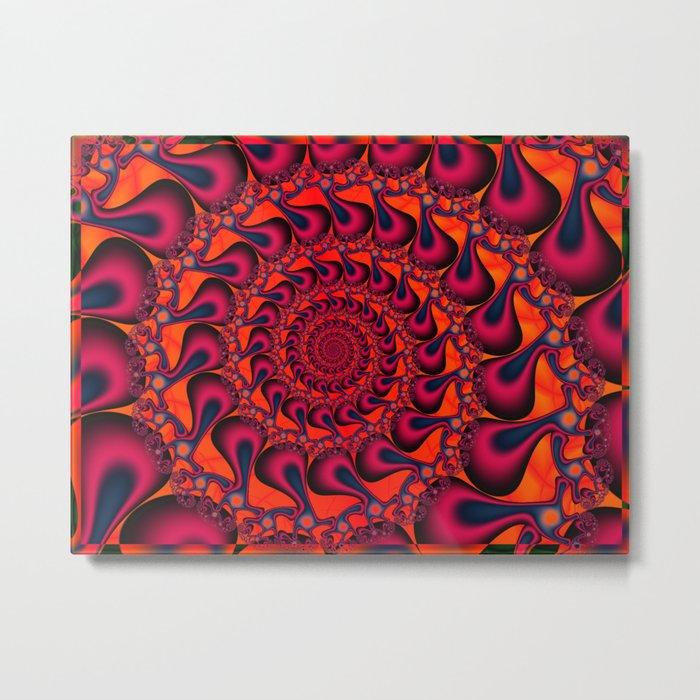 Whirling dervishes Metal Print
