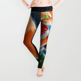 Fox McCloud Leggings