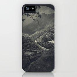 eerie landscapes 2 iPhone Case