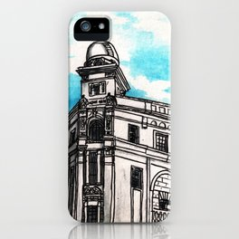 Philippines : Regina Building iPhone Case
