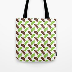 Big Leaves Tote Bag