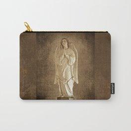 Archangel Gabriel in Prayer Carry-All Pouch