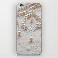 broken iPhone & iPod Skins featuring Broken by Colleen Farrell