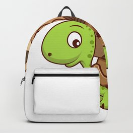 Don't Hurry Be Happy Happy Person Gift Backpack