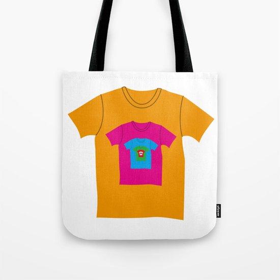 Infinite T-shirt Tote Bag