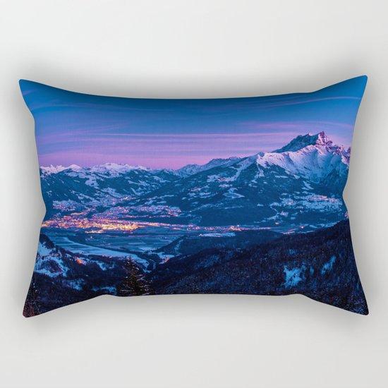 I'm On My Way Rectangular Pillow