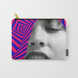 Optical Portrait Carry-All Pouch