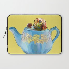 Otter Teapot Laptop Sleeve