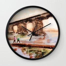 Secret Spot Wall Clock