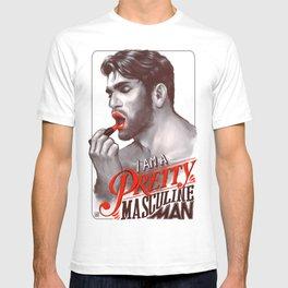 Pretty Masculine T-shirt