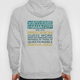 WAREHOUSE MANAGER Hoody