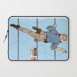 Jurassic Park Pin-Ups ~ Alan Grant Laptop Sleeve