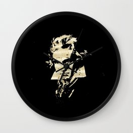 Beethoven - German Composer Wall Clock