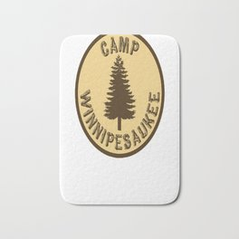Camp-Winnipesaukee-Shirt Bath Mat