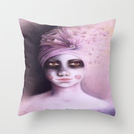 Cirque Throw Pillow