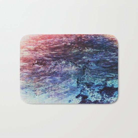 Waves I Bath Mat