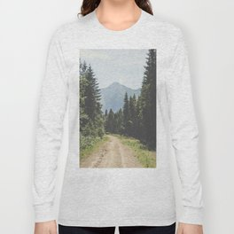 Adventure Awaits Long Sleeve T-shirt