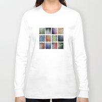 mosaic Long Sleeve T-shirts featuring mosaic by Digital-Art