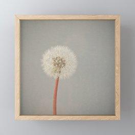 The Passing of Time Framed Mini Art Print