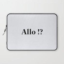 94. Hello Laptop Sleeve