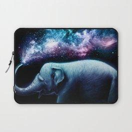 Elephant Splash Laptop Sleeve