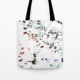 Winter Woes Tote Bag