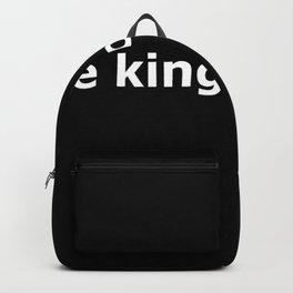 Titanicquote Backpack