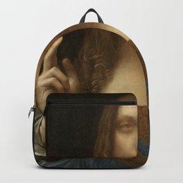 Price Slashed on 450M Leonardo da Vinci Salvator Mundi Backpack