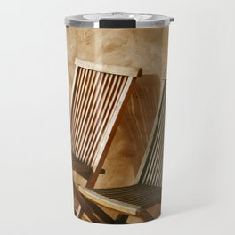 A Pair of Chairs Travel Mug