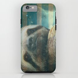 Ragin' like sloth!  iPhone Case