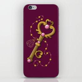 Chibiusa Time Key - Sailor Moon iPhone Skin