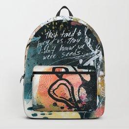 EMERGE // seeds Backpack
