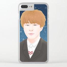 Jimin Li Syaoran Clear iPhone Case