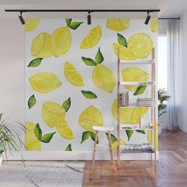 Make Lemonade! Wall Mural