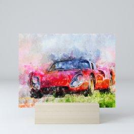 AlfaTipo 33 Mini Art Print