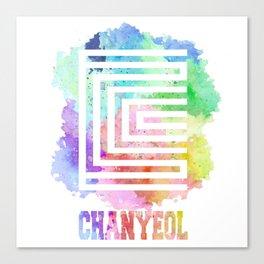 CH Canvas Print