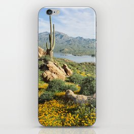 Arizona Blooms iPhone Skin