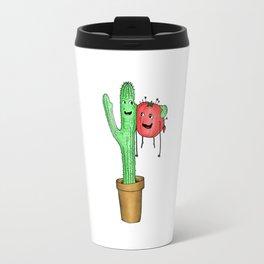 Prickly Pair Travel Mug