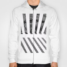 Parallel shadows inverted Hoody