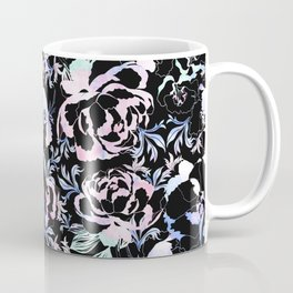 Pastel ornamental floral pattern Coffee Mug