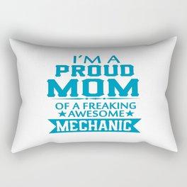 I'M A PROUD MECHANIC'S MOM Rectangular Pillow