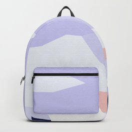 Shapes and Giraffes Backpack
