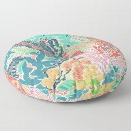 Reef Rhapsody Floor Pillow