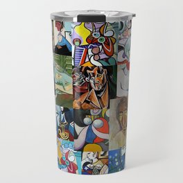 Pablo Picasso Travel Mug