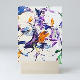 Jacob's Masterpiece Mini Art Print