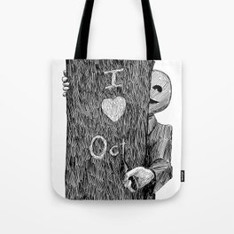 Confession of Love Tote Bag