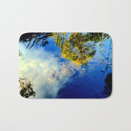 Reflections from Above! Bath Mat