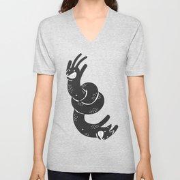 Bunnycat Unisex V-Neck
