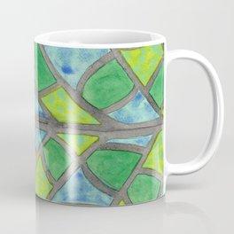 Butterfly Wing Pattern Coffee Mug